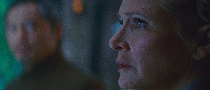 J.J. Abrams & Carrie Fisher Talk About Leia In The Force Awakens With Entertainment Weekly