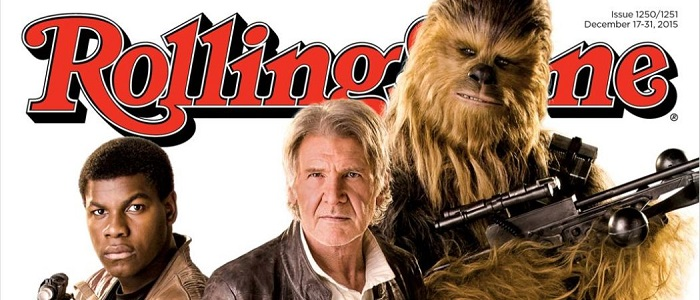 New The Force Awakens Images From Rolling Stone