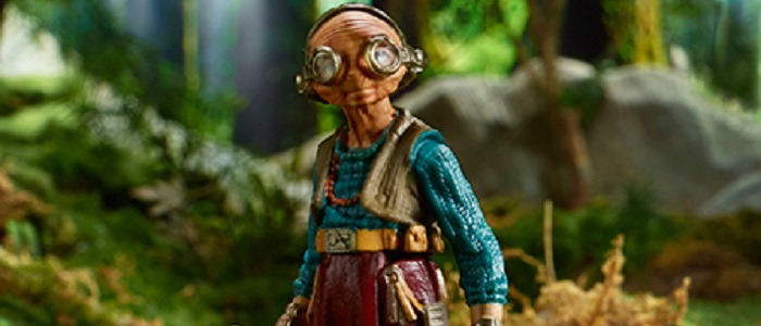 Maz Kanata Action Figure Revealed