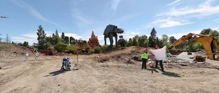 Groundbreaking Work Has Officially Begun On The Star Wars Themed Lands At Disney Parks!