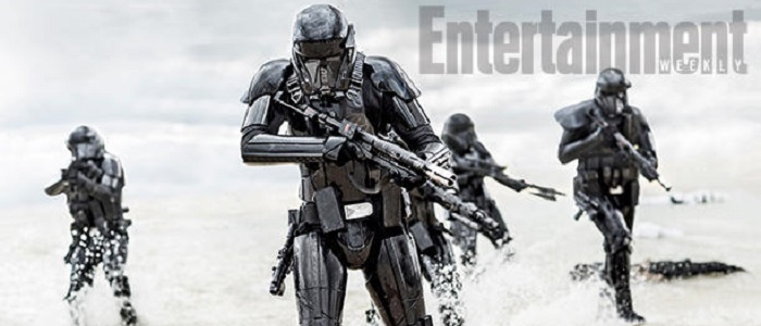 New Rogue One Images From Entertainment Weekly