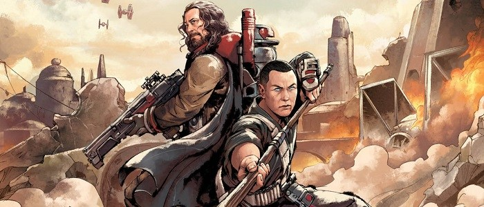 Two New Rogue One Character Books Announced