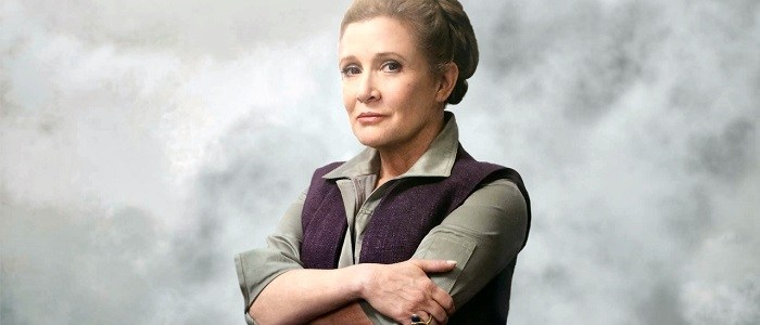 Report That Lucasfilm Will Meet This Month On How To Handle Leia's Story