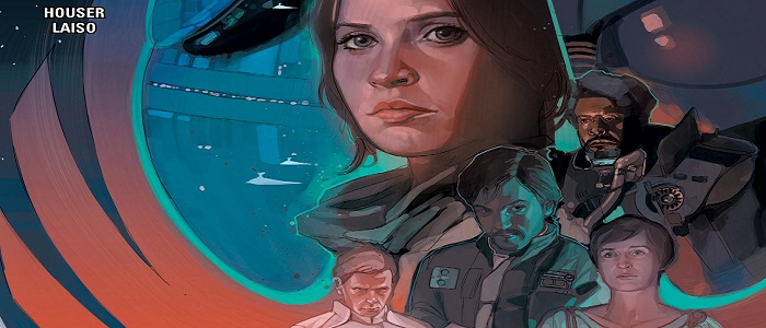 Rogue One Comic Adaption Announced