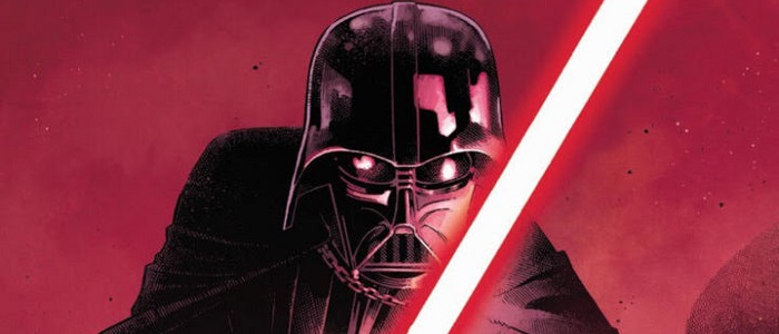 New Darth Vader Comic Series Announced