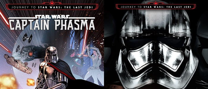Captain Phasma Comic & Novel Announced