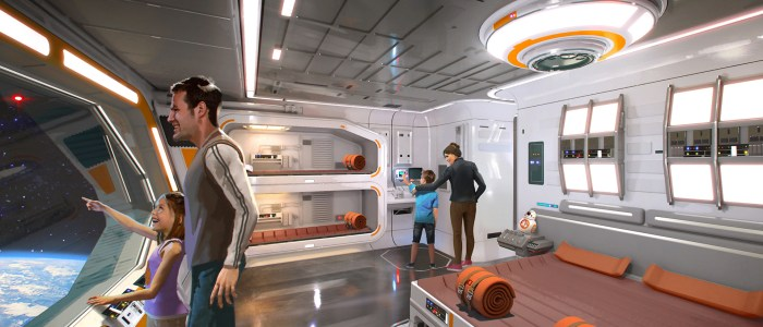 New Star Wars Themed Resort & Hotel Coming To Walt Disney World