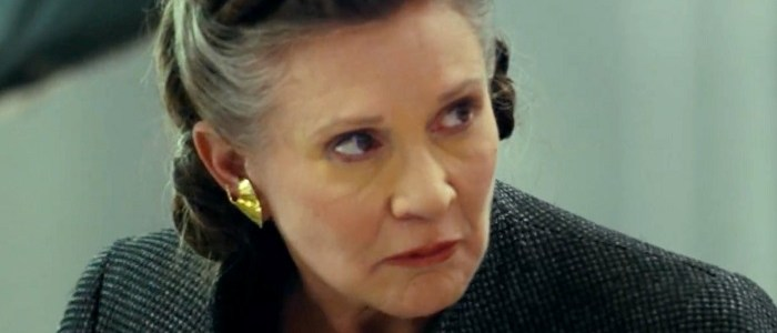 New Details On Leia, Poe & The Resistance In The Last Jedi From Entertainment Weekly