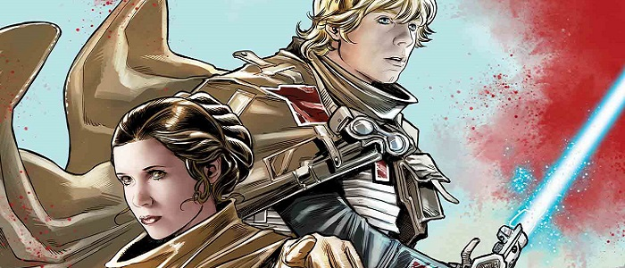 New One-Shot Comic Announced: Star Wars: The Last Jedi – Storms of Crait