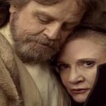 Mark Hamill & Rian Johnson Talk Luke & Leia In The Last Jedi