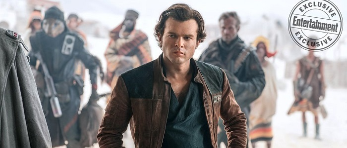 Alden Ehrenreich Talks Han Solo With Entertainment Weekly