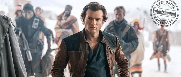 Alden Ehrenreich Talks Han Solo With Entertainment Weekly