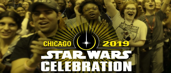 Star Wars Celebration Chicago Announced For 2019