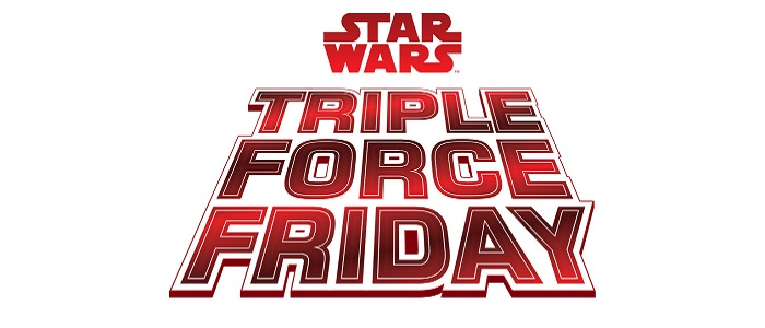 Triple Force Friday Announced For October 4th