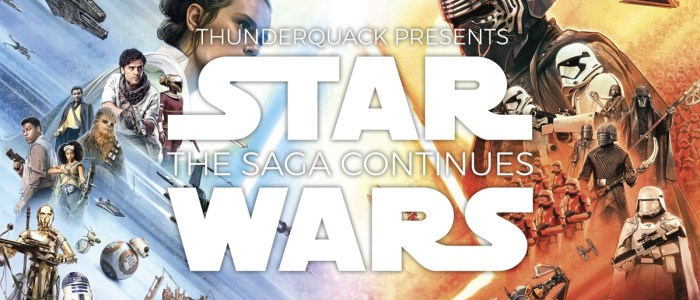 Episode 167: The Current State Of Star Wars