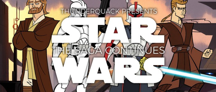 Episode 176: Clone Wars Commentary – Microseries Part 1