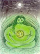 Moon Goddess - Taurus