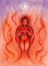 Moon Goddess - Leo