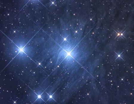 NGC 1432 – Maia Nebula