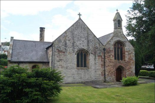 St. Asaph parish church
