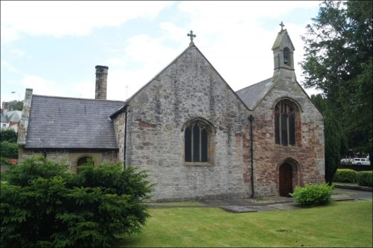 St. Asaph parish church