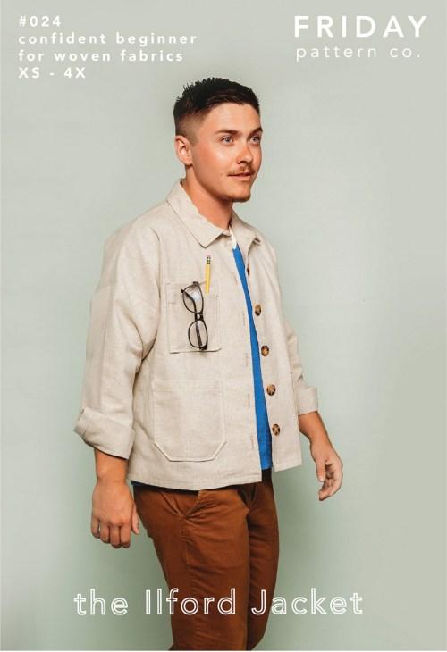 Ilford Jacket Pattern