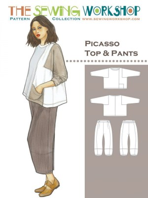 Picasso Top & Pants