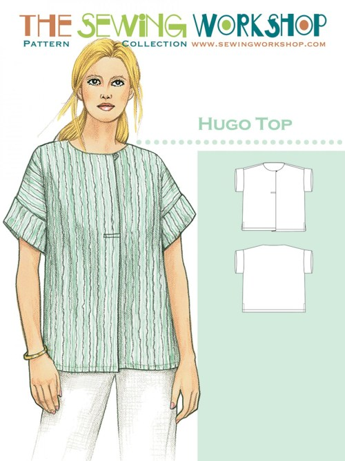 Hugo Top Pattern