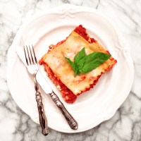 Easy Weeknight Lasagna