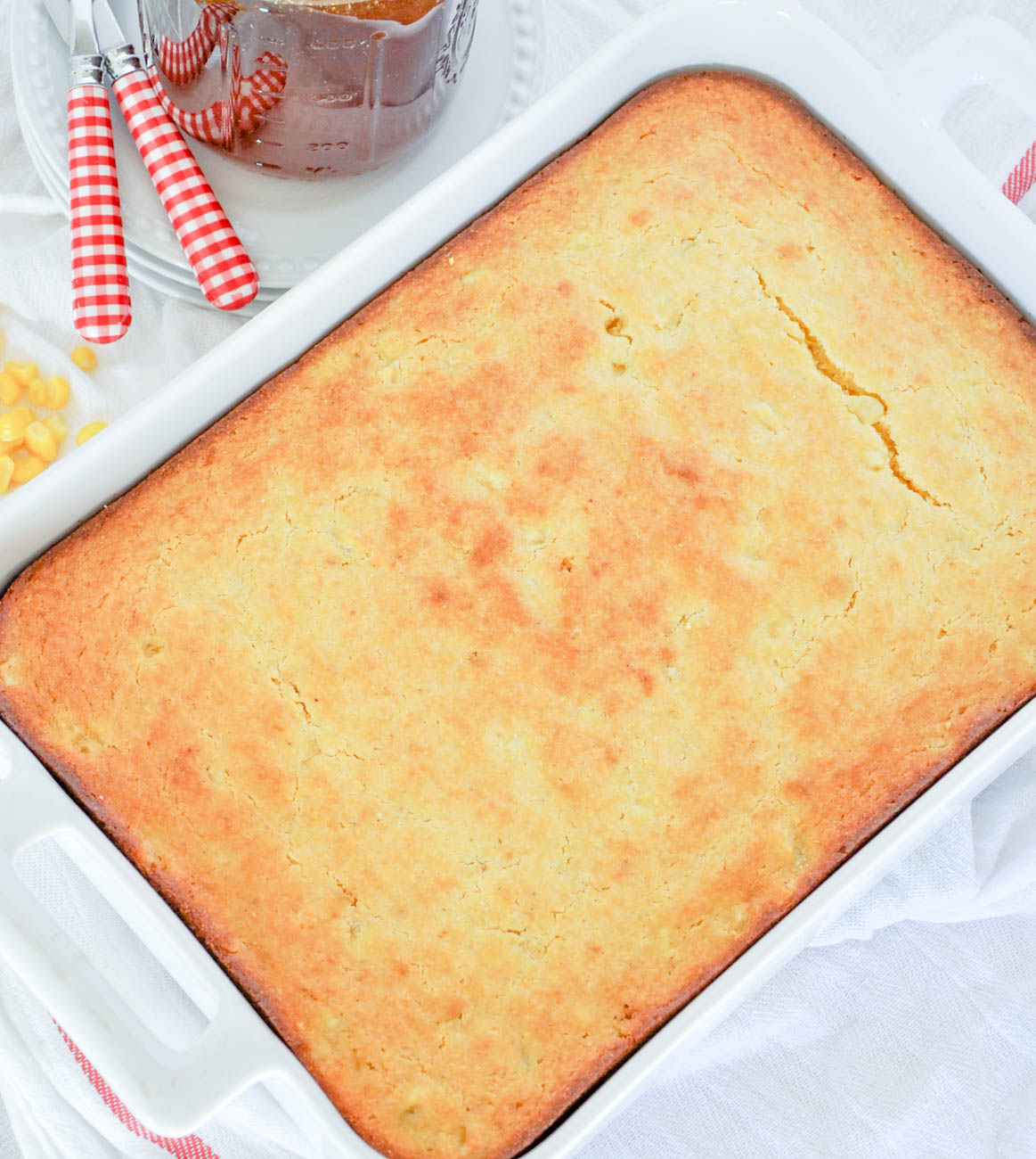 Honey Cornbread-6