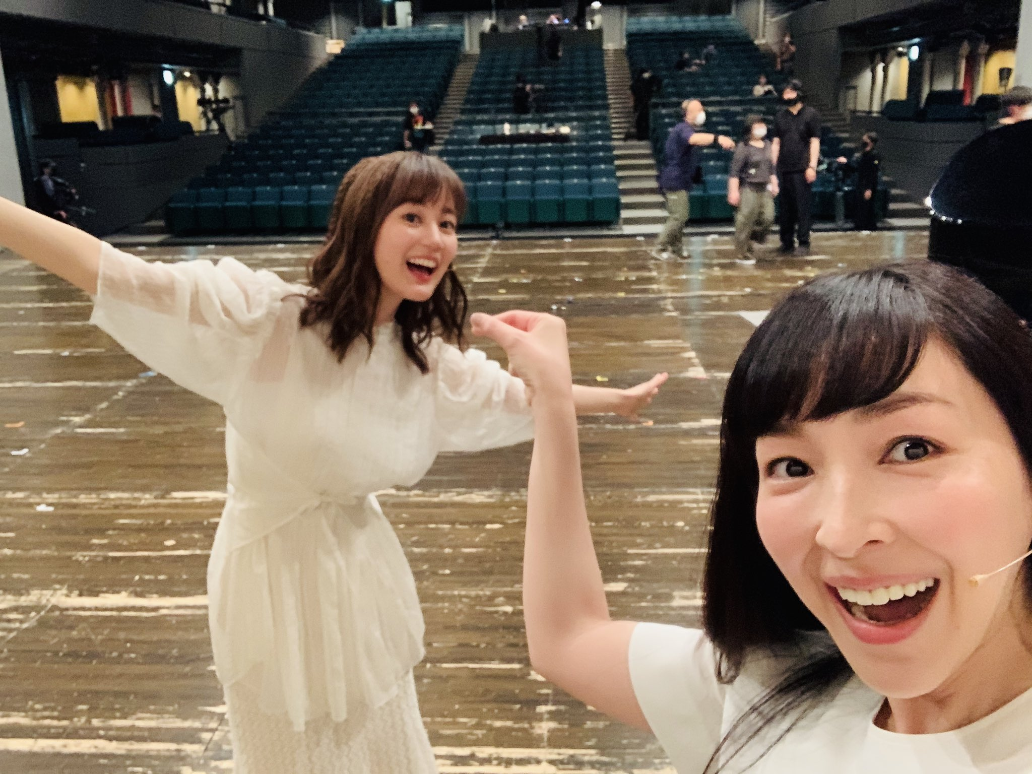 Miomio 水曜日 動画 の ダウンタウン