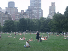 N.Y.に恋して☆-マンハッタンのオアシス セントラルパーク