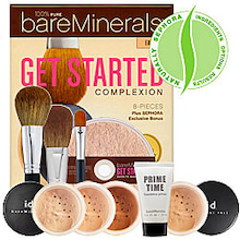 N.Y.に恋して☆-Bare Minerals foundation
