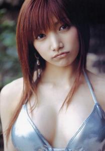 後藤真希さんのグラビア画像
