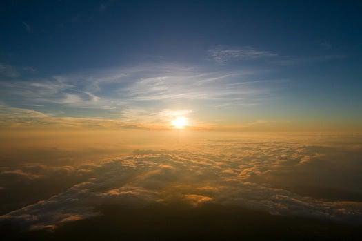 $★写真撮影会社ALIAの社長【Mark BLOG】-富士の雲海