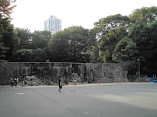 $★ALIAの社長【Mark BLOG】-新宿中央公園