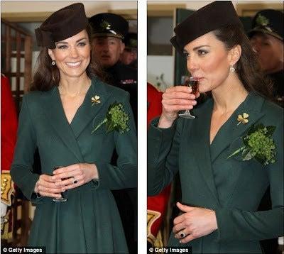 ケンブリッジ公爵夫人キャサリンとブリストル・クリーム ...