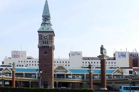 JR倉敷駅 「北口駅前広場」 | 岡山の風