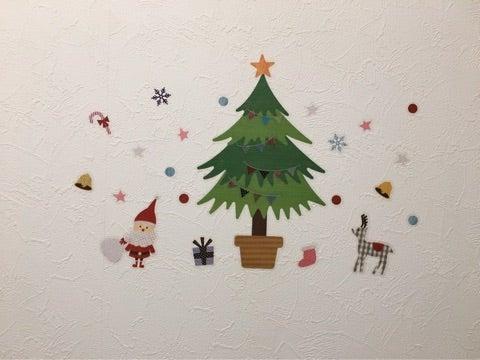 「DAISO ウォールステッカー クリスマス」の画像検索結果
