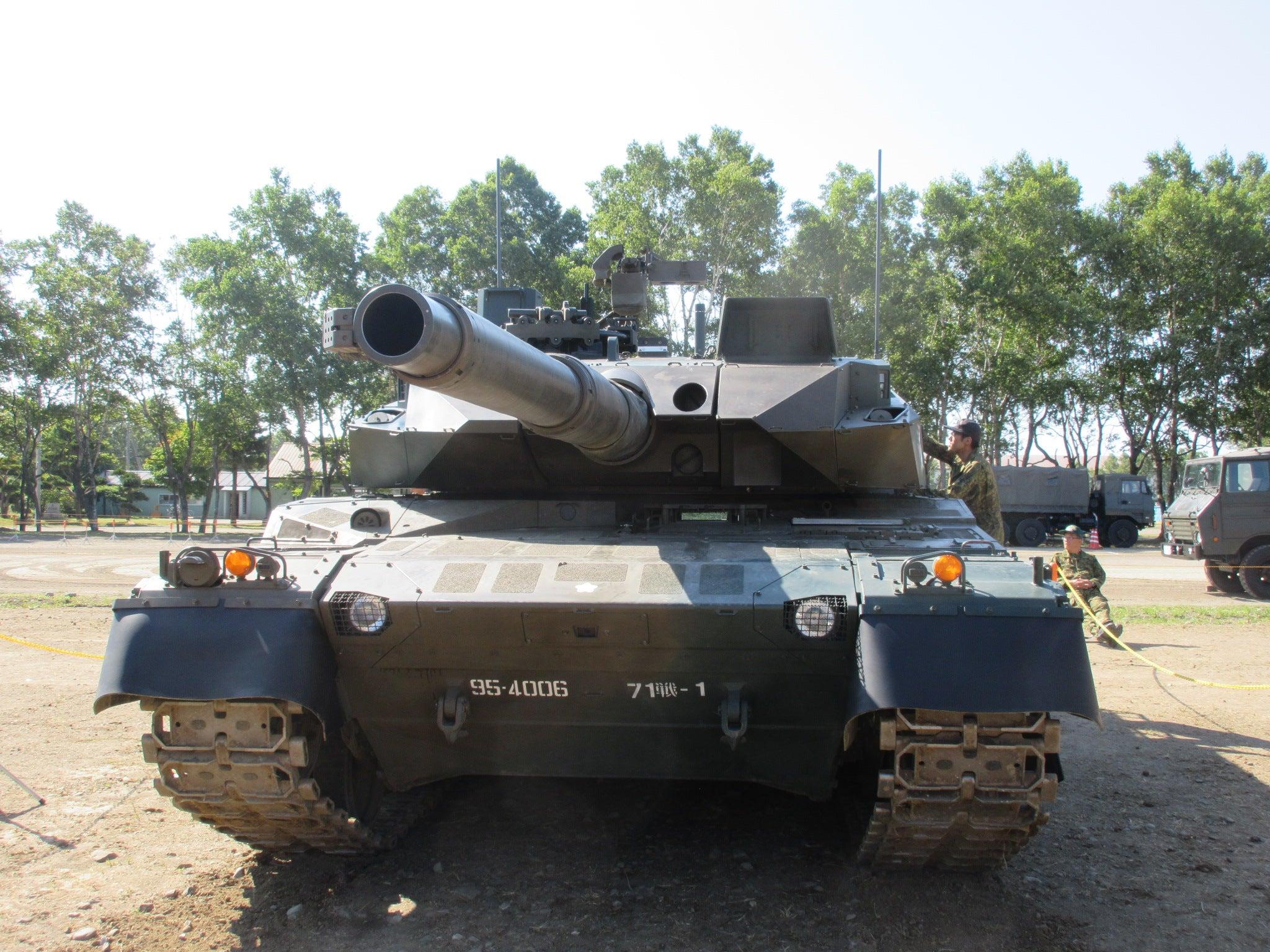 10式戦車のひ・み・つ | 戦車兵のブログ