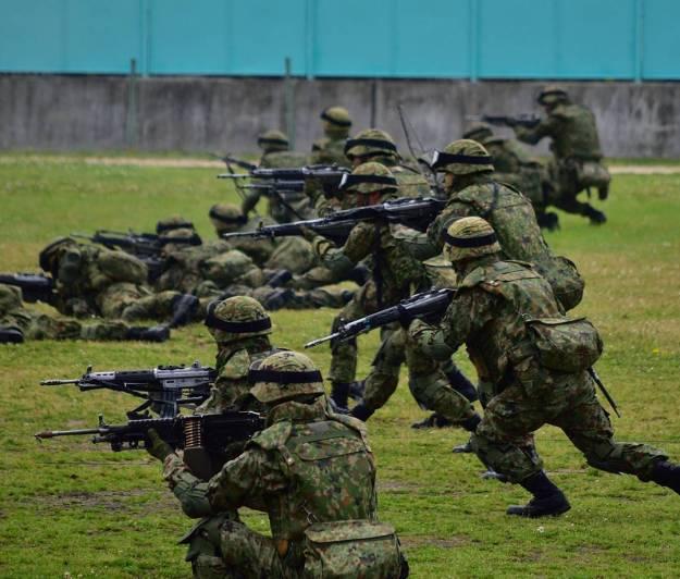陸上自衛隊 普通科   戦車兵のブログ