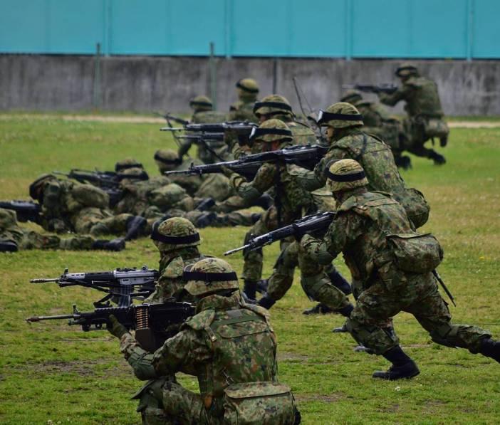 陸上自衛隊 普通科 | 戦車兵のブログ