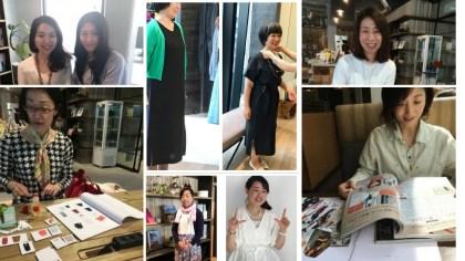 ライン別診断&ファッションコンサル@原宿