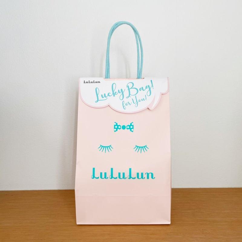 福袋◎イオンで即買い!ルルルンのハッピーバッグ♡   + すっきり暮らしと北欧と。+ 少ないモノで心地よく…