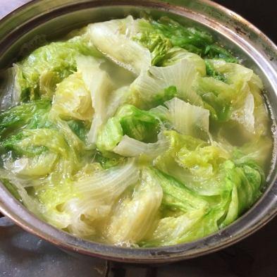 Image result for レタス 中華系のスープ