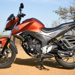 Honda Cb Hornet 160r 2016 Std Price Mileage Reviews Specification Gallery Overdrive