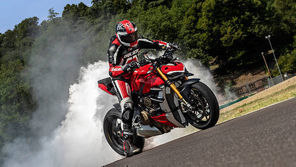 Ducati Streetfighter V4 is a 208PS monster! - Overdrive