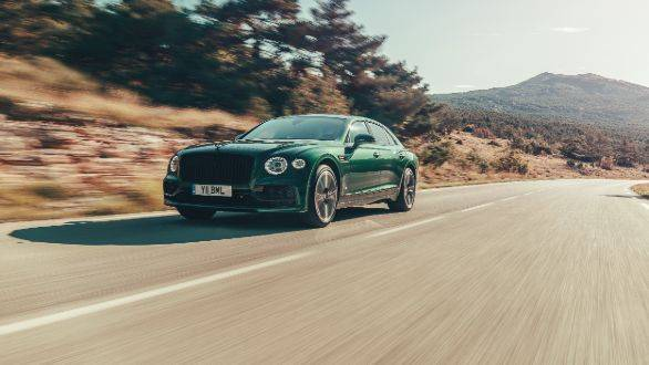 2020 Bentley Flying Spur W12 First Drive Review - Overdrive