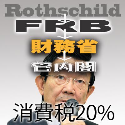 $マッド・アマノのパロディー・ブログ-与謝野20%