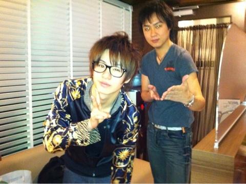 ◆D-BOYS】高橋龍輝くん来店!